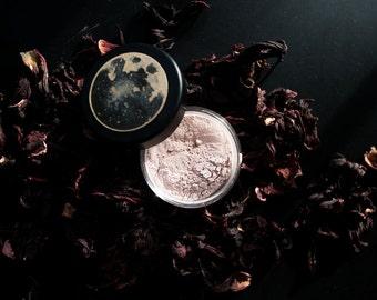 Highlighting Illuminators • Moon Beam + Champagne + Rose Quartz + Luminous • Loose Powder • Shimmering Perfection • Earth Mineral Cosmetics