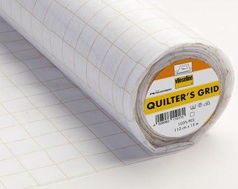 1 Metre G700 Vlieseline Vilene Iron On Fusible White Pure Cotton