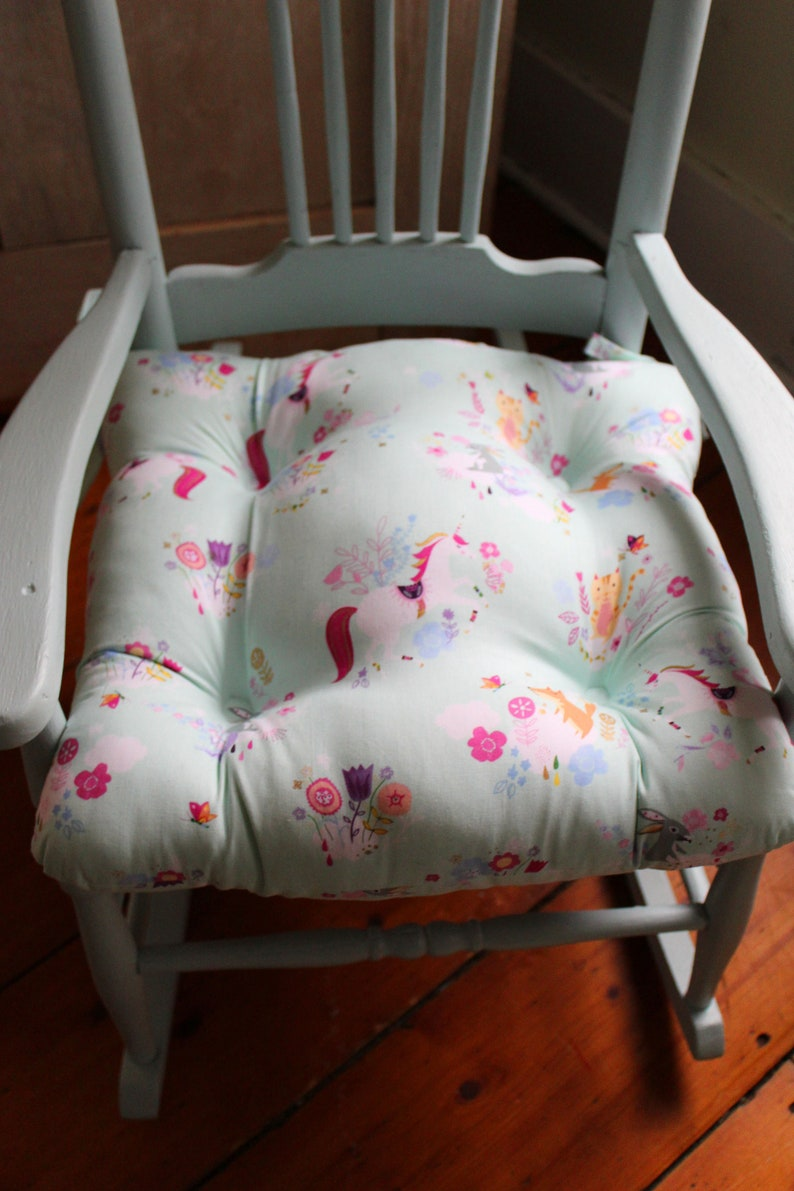 Soft Baby Plastic Small Dining Chair Pad Cartoon Small Dining Table Seat Cushion Comfortable Cushion Cotton Pad Activity & Gear
