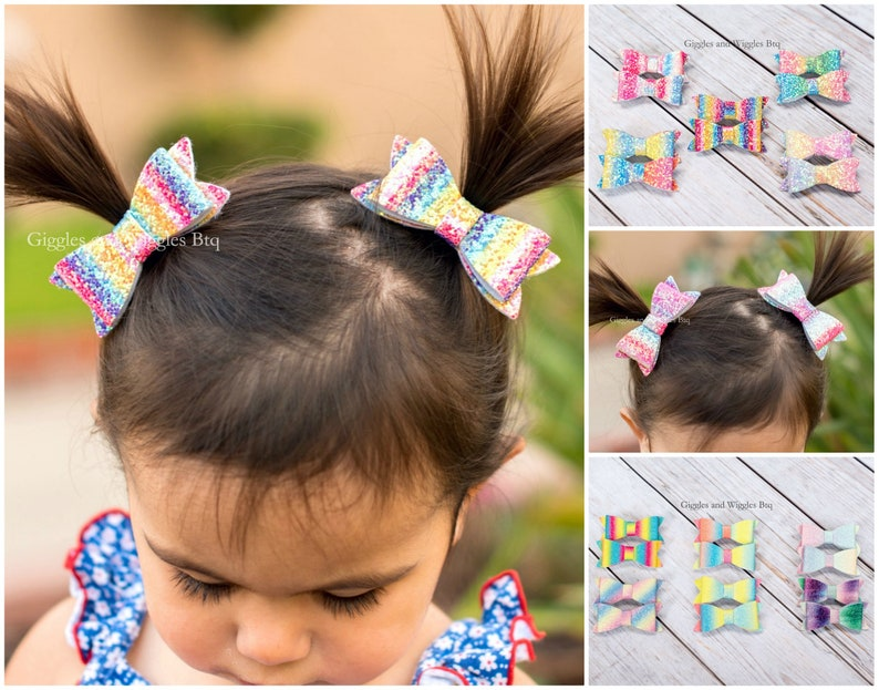 Other Newborn-5t Girls Clothes Beautiful Baby Hair Accessories Hair Clips Set For Girls Kids Toddlers Children #3