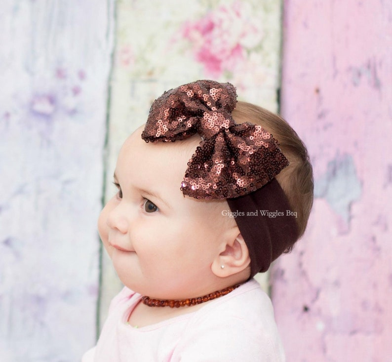 Baby bloomer set 1st easter outfit brown and burgundy floral rose infant girl outfit baby girl headband newborn diaper cover