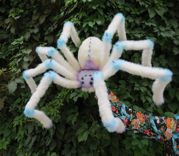 Spider Giant Polymer Clay Sculpture Fantasy Art Doll Ooak Etsy