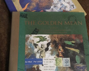 Sabine's Notebook and The Golden Mean, Vintage Books