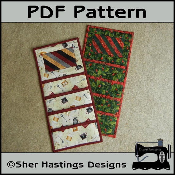 image 0 - Christmas Card Holder Wall Hanging