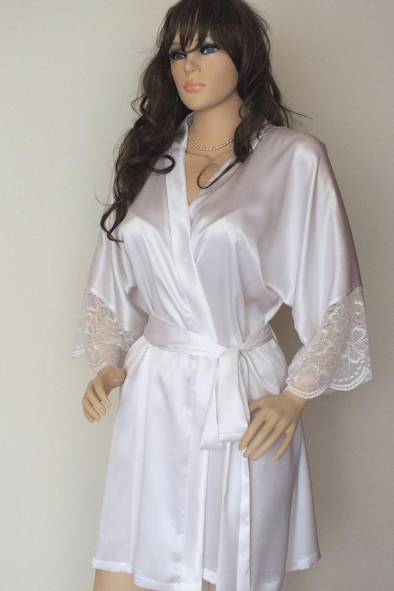 3fd57d41b3b Silk robeLong Silk robeSilk long robe 100% natural silkOff