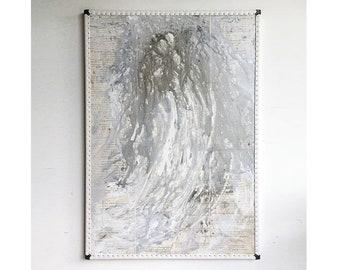 EXPANSION - Marianna Saver Abstract Art Original Artwork
