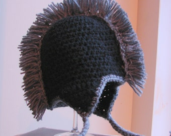 Mighty Mohawk Hat
