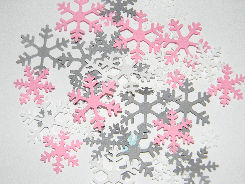 Paper Heart Confetti 100 count