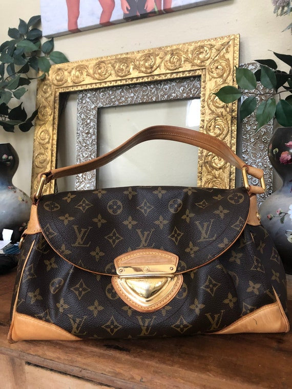 Luis Vuitton Handbag, Authentic, Beverly MM, Class