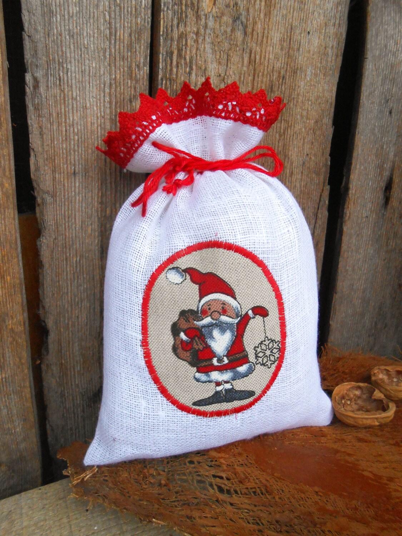 Schwedische Gott Jul Sack Weihnachten Geschenk Tasche | Etsy