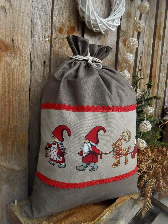 Personalisierte Santa Sack personalisierte Weihnachtsgeschenk | Etsy