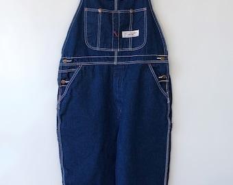 Vintage 1970 Sears roebuck coveralls Jean overalls blue Jean/'s unisex men woman