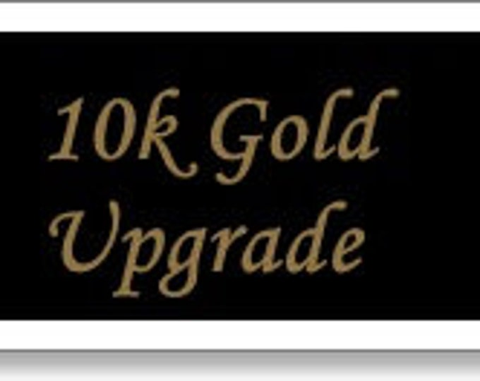 Coffin Gems® - Upgrade - 10K GOLD METAL