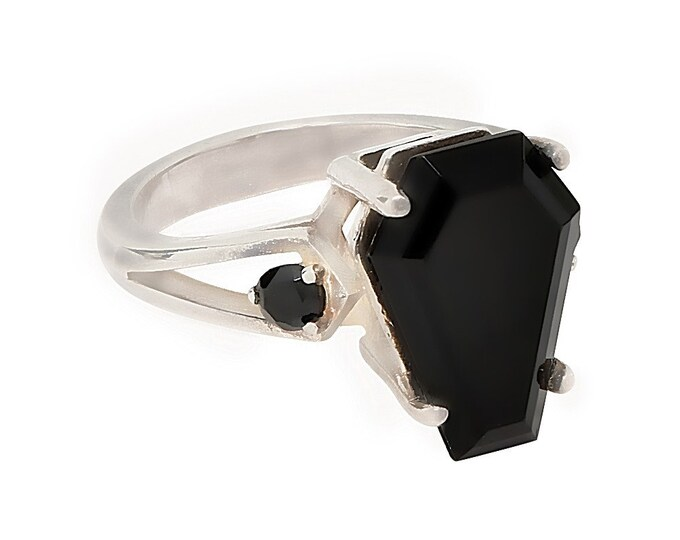 Coffin Gems® - 5CT ACCENT RING