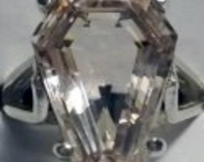 Coffin Gems® - 10CT DESIGNER SOLITAIRE RING