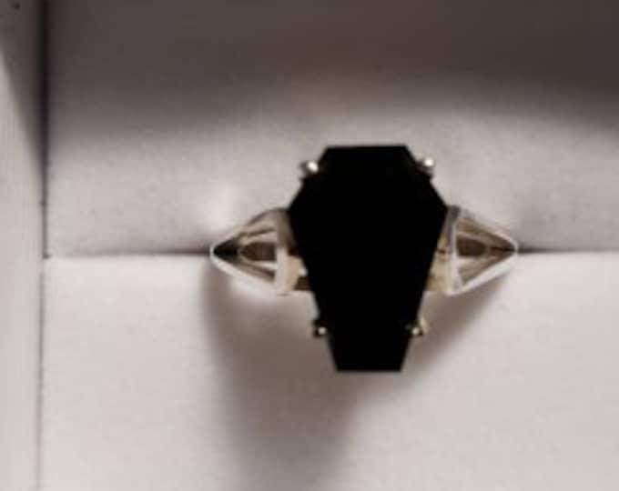 Coffin Gems® - 5CT DESIGNER SOLITAIRE RING