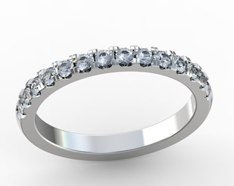 Coffin Gems® - ETERNITY BAND for HALO Rings