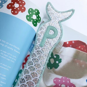 Bookmarks Guest Gifts Mitgebsel Child/'s Birthday Mermaid Girl