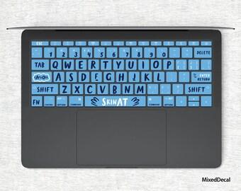 6075557aae6 Good Day Stickers Laptop keyboard Cover Vinyl MacBook keyboard Decal Air  Skin kits MacBook Pro 15 Skin Decals Mac Air 13 2018