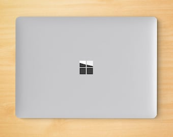 surface book decal etsy