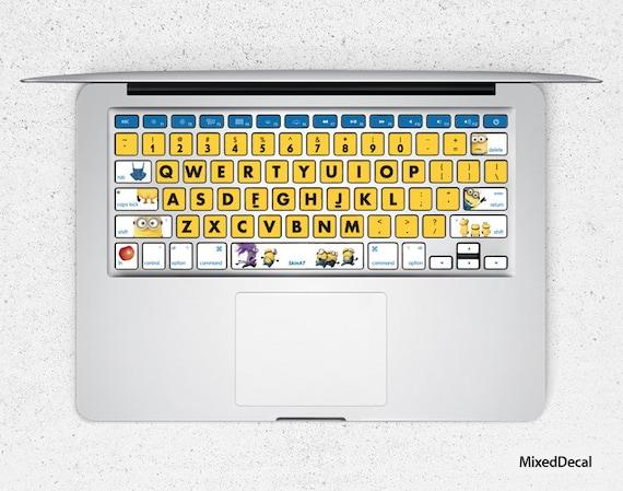 Social Keyboard Stickers Laptop MacBook Keyboard Decal MacBook Air Sticker Keyboard Skin cover MacBook Pro stickers MacBook Air kits Skin