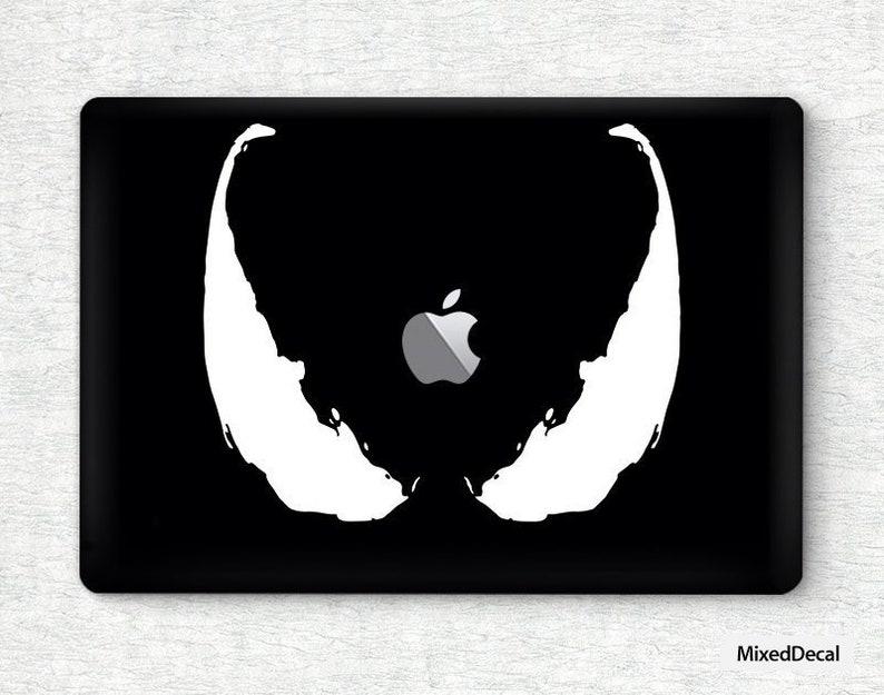 323469810902 MacBook Skin MacBook Pro Decal MacBook Retina 13 Sticker venom Mac Vinyl  Decal New Air 13 Skin Protector Pro 15 Skin Laptop Cover