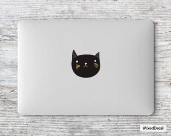 "Mac Decal Air sticker Cat Laptop Partial Skin For Apple Mac Pro/Air 11"" 12"" 13"" 15"" 17"""