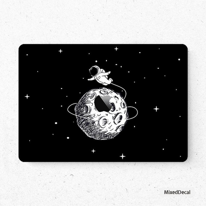 94b7a45c20ff MacBook Air 13 Decal Astronaut MacBook Pro Skin MacBook Retina 13 Sticker  Mac Vinyl Decal Mac air 13 2018 Protector Pro 15 Skin Laptop Cover
