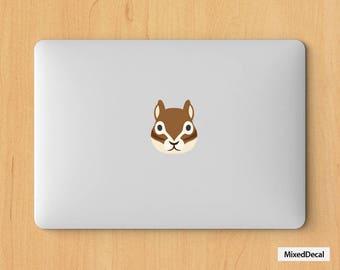 Logo Sticker /MacBook Decal / MacBook Sticker / Laptop Decal / Laptop Sticker / MacBook Air Pro Retina  11 12 13 15 17 inch Lovely Cat