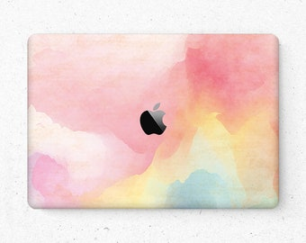 Pink MacBook Pro Touch 16 Skin MacBook Pro 13 Cover MacBook Air Protective Vinyl skin Anti Scratch Laptop Top and Bottom Cover