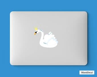 MacBook Air Logo Stickers Vinyl Decal MacBook  Quote Decals Apple Pro/Air/ Retina 11 12 13 15 17 Touch Bar