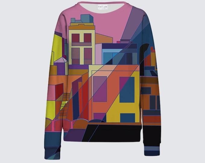 Day and Night- Sweatshirt