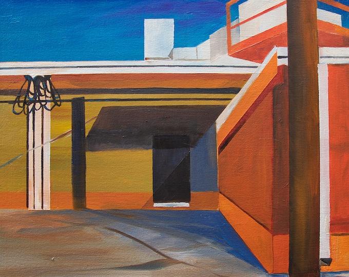 Orange Warehouse 1