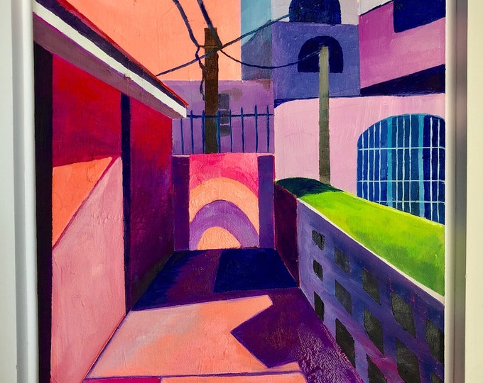 Arequipa Alley