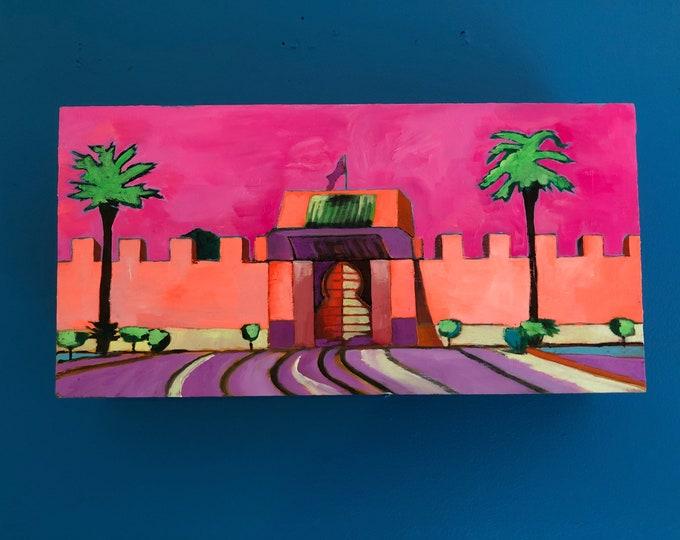 Neon Marrakech