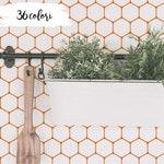 Honeycomb Wallpaper,Removable Wallpaper, Wallpaper, Peel and Stick Wallpaper, Self adhesive Wallpaper, Links