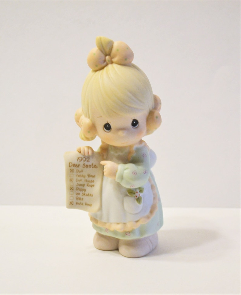 Precious Moments But the Greatest of These is Love Figurine image 0