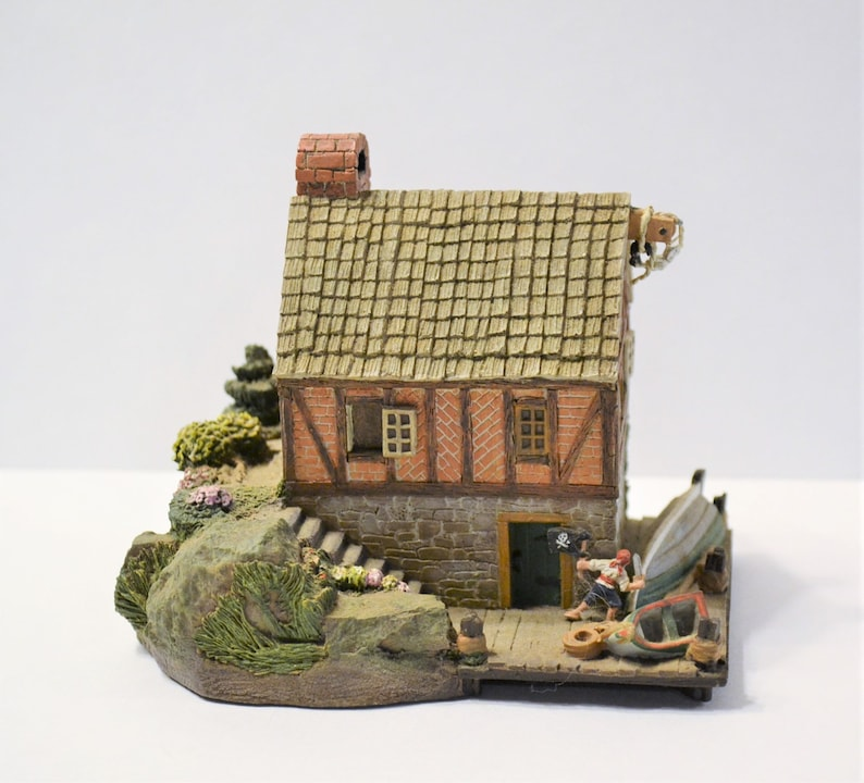 Vintage Ferrymans Cottage Stonefield Valley Collection by image 0