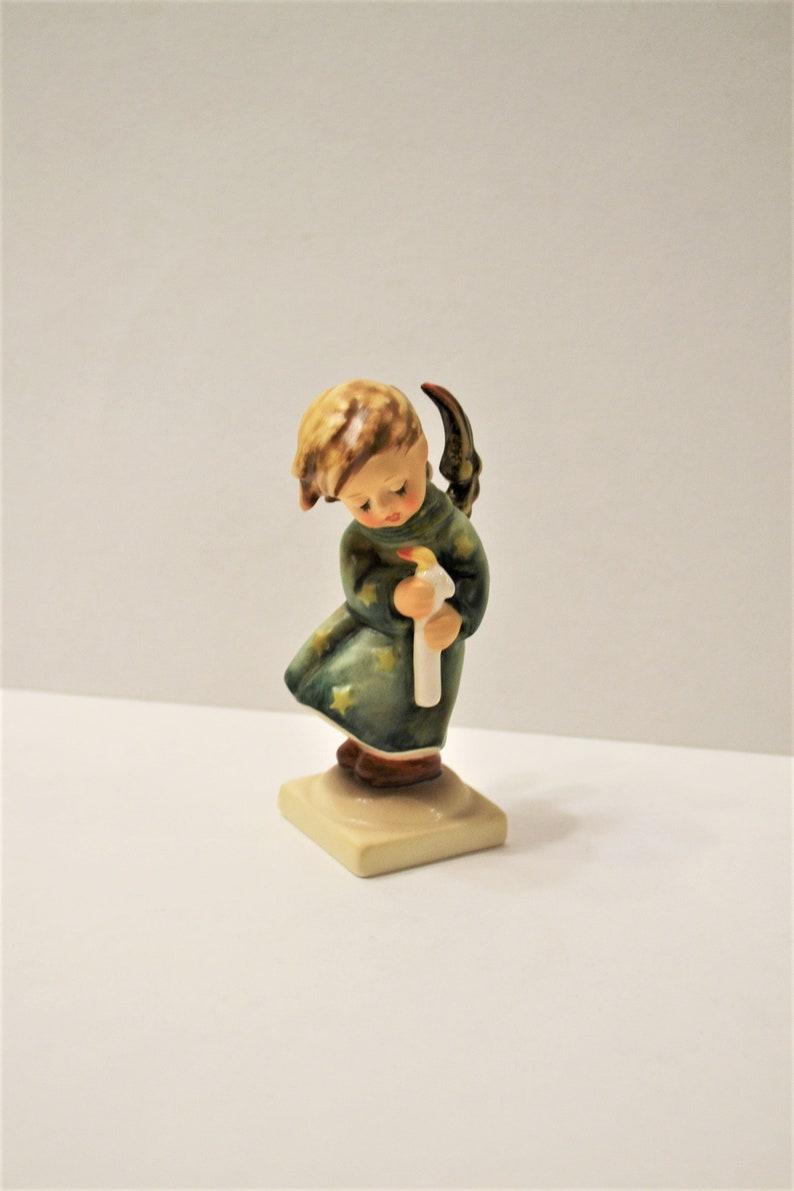 Vintage Hummel Heavenly Angel Figurine Goebel TMK6 Angel image 0