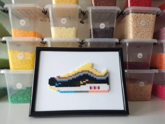 Sneaker Art Air Max 1 97 Sean Wotherspoon Pixel Art