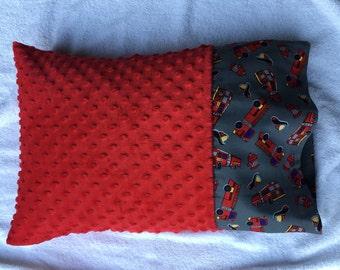 Firetruck Pillowcase
