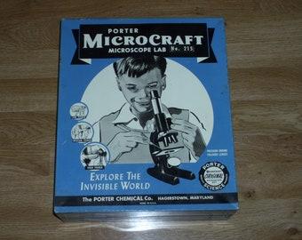Porter Microcraft Lab Master No. 215