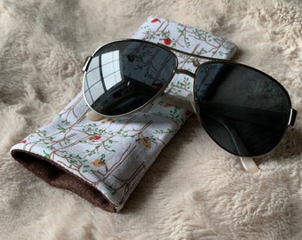 Bosnia Herzegovina Flag Name Glasses Case Eyeglasses Clam Shell Holder Storage Box