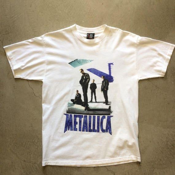 Vintage Metallica ReLoad 1998 T-Shirt FHdTVq