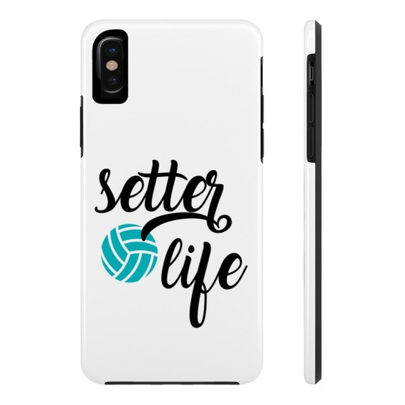 Setter Life Phone Case
