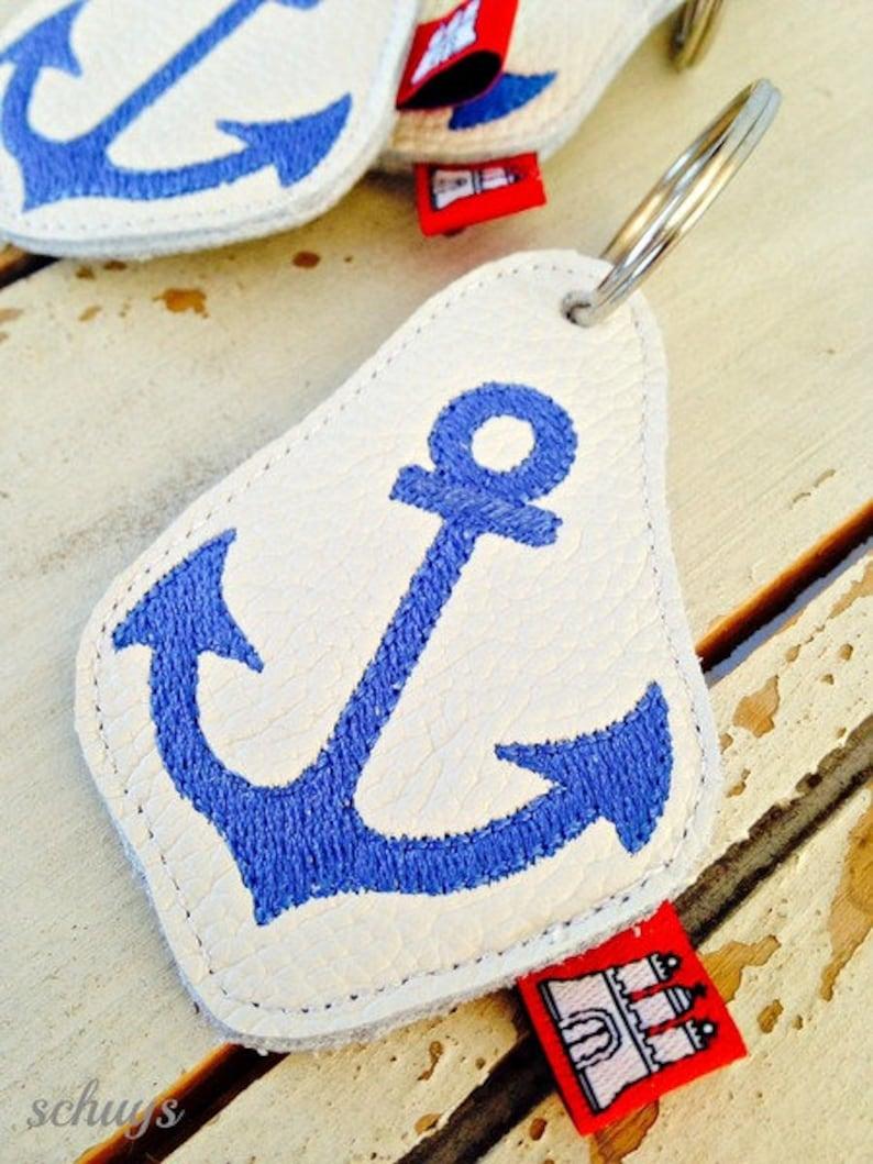 Anchor Key Chain image 1