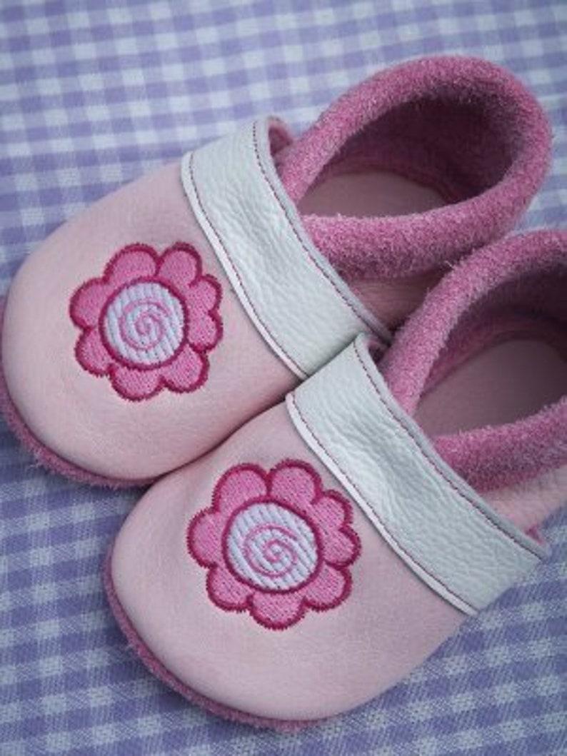 sports shoes 73b95 61453 SCHNITTMUSTER Krabbelschuhe, Krabbelpuschen, Lederpuschen
