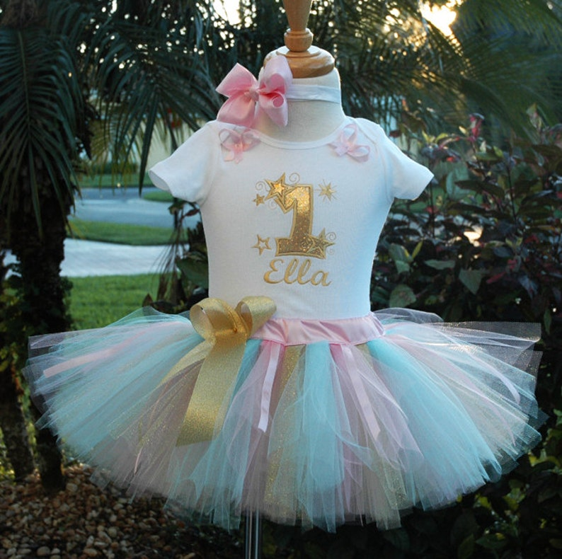 twinkle twinkle little star first birthday outfit1st image 0
