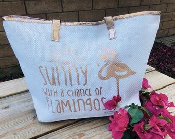 5bb1e006c6c465 Flamingo bag