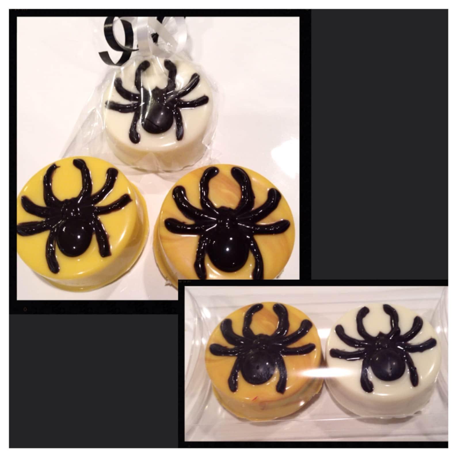 Spider Oreo Cookies